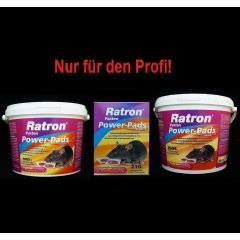 Ratron Pasten Power-Pads 29 ppm