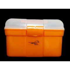 Hippo-Tonic Putzbox mit Inhalt ORANGE
