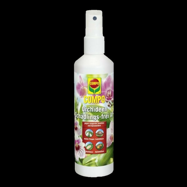 Compo Orchideen Schädlings-frei AF 250 ml